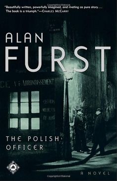 Another fantastic Alan Furst spy novel