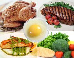 Dieta proteica!
