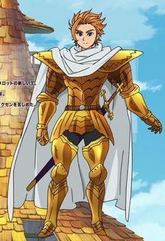 Nanatsu No Tazai Seven Deadly Sins:King Arthur Pendragon of Camelot