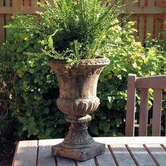 Modena 20 Stone Vase Plant Pot Large Garden Planter. Buy Now At Http:/