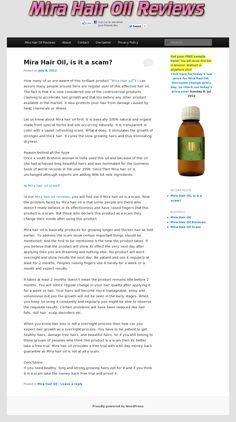 mira hair oil reviews >> mira hair oil --> http://mirahairoilreviewss.com