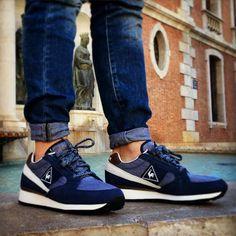 le coq sportif - Eclat #retrorunning #shoes #sneakers