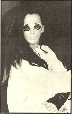 Pete Burns 1984.