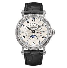 PATEK PHILIPPE SA - Grand Complications Ref. 5160/500G-001 White Gold