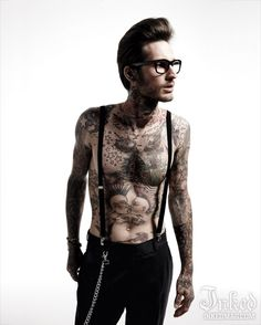 #jonathankroppmann #inked #inkedmag #tattoo #tattoos #tattooed #tattooedboys #tattooedmen #tattoomodel #malemodel #mensfashion