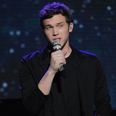 Phillip Phillips, American Idol Winner  What a voice, can't wait for his album.