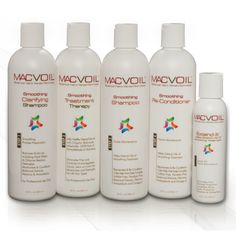 MACVOIL™ Smoothing Treatment Therapy is the foundation of the entire system. This professional in-salon treatment is the first to provide silky, satin-smooth hair using all-natural botanicals and non-toxic ingredients, completely safe for clients and hairstylists alike. www.macvoil.com