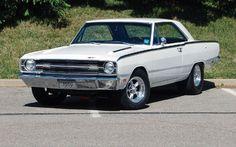 1969 Dodge Dart GTS.