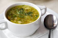 Greens and Ginger Soup - Newport Natural Health Food Business Ideas, Vegan Comfort Food, Comfort Foods, Soup Kitchen, Ginger Tea, Foods To Avoid, Organic Vegetables, Natural Health, Food And Drink