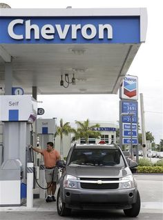 Chevron 2010 donations: $196,543,148    Most of Chevron's charitable donations are focused on education, health and economic development initiatives that affect the areas in which they do work.