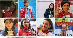 From 2009 to 2015 #IvanaSpaNOv1c to be continued.. :) #athletics #WeChampion #IVANASPANOVIC #GoldMedal #LongJump #Serbia