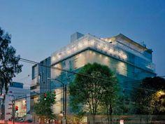 Hotel Habita Ciudad de México, de #Arquitectura y Diseños #Contemporáneo