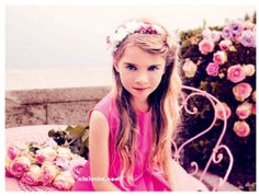 ALALOSHA: VOGUE ENFANTS: BABY DIOR SS2014 children Ad Campaign