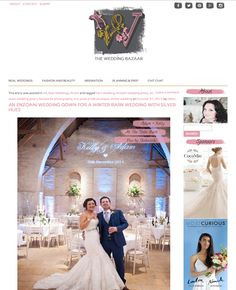 Published - I am blessed to have my work featured with some of the very best wedding blogs, magazines and websites. Personally I find it tremendously rewarding to be able to put images, blog posts and articles together for people to read and engage with, and love that I can now call some of these amazing curators of wedding photography my dear friends.    You can find out more here  http://ikonworks.co.uk/press-coverage/    Feel free to visit my website  www.ikonworks.co.uk Tasha x…