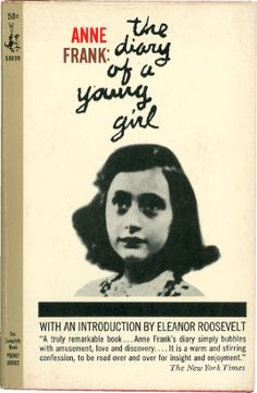 1952 - 'The Diary of a Young girl' published in the US