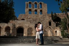 Engagement shoot in athens