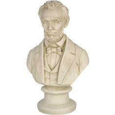 Abe Lincoln Bust