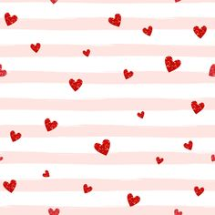Red Hearts Fabric by the Yard. Quilt Cotton, Organic Knit, Jersey or Minky. Valentine's Day Valentine Love Pink Blush Stripes - Informations About Red Hearts Fabric by the Yard. Quilt Cotton, Organic Knit, Jersey or Minky. Cute Backgrounds, Cute Wallpapers, Heart Wallpaper, Iphone Wallpaper, Fabric Wallpaper, Valentines Wallpaper Iphone, Fabric Backdrop, Valentines Gifts For Boyfriend, Valentines Day Background