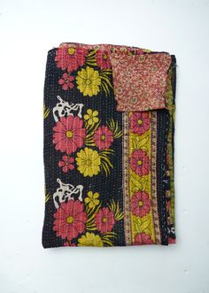 Beautiful rustic quilt https://www.etsy.com/listing/243781468/kantha-quilt-boho-throw-blanket-vintage