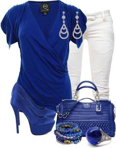LOLO Moda: Blue sea women styles - 2013