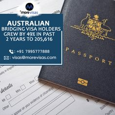 A Freedom of Information (F.O.I) request on the bridging visa holders number at the close of the years 2017, 2018 and 2019 reveal a 49% jump in the two years: from 137,419 bridging visa holders number as of 30 Jun 2017 to 205,616 bridging visa holders number as of 30 Jun 2019.  #AustraliaImmigration #AustraliaPR #WorkinAustralian #SkilledRegionalVisa #SkilledWorkerProgram #MoreVisas Australia Immigration, Citizenship, Jun, Past, Freedom, Number, Liberty, Past Tense, Political Freedom
