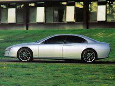Peugeot Nautilus (Pininfarina), 1997