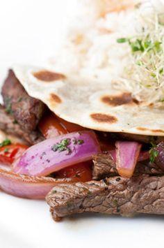 Fresh Off the Press – Skirt Steak Tacos