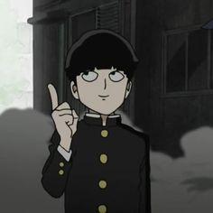 90 Anime, Anime Ai, Death Aesthetic, Aesthetic Anime, Mob Psycho 100 Anime, Swag Boys, Art Icon, Cute Anime Wallpaper, Kageyama