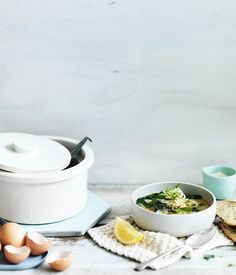 Quick meals with eggs :: Gourmet Traveller