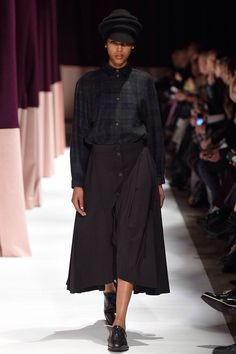 Henrik Vibskov RTW FALL-WINTER 2015/16