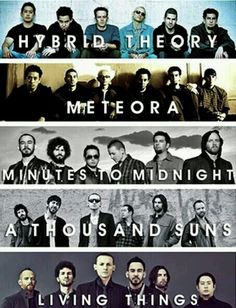 Evaluation of Linkin Park. They get hotter and hotter each year