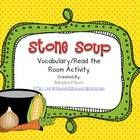 """This activity pack includes ten vocabulary words related to the folktale """"Stone Soup"""" and three different student worksheets, which include the fol..."""