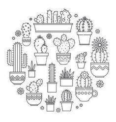 #287 BOGO FREE! Cactus Cross Stitch Pattern modern cross stitch pattern Cactus sampler Succulent cross stitch pdf pattern instant download For your consideration is a beautiful counted cross stitch pattern/chart as shown in the picture. Pattern Details: This pattern is in PDF