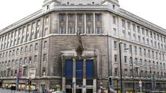 Lewis' Department Store in Liverpool was established in 1856