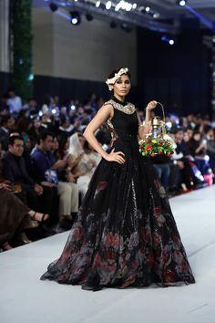 "Asifa & Nabeel ""Venetian Dreams"" Collection PFDC L'oréal Paris Bridal Week 2015 - Pakistani fashion dresses - Fashion in Pakistan | Maram Fashions"