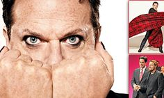Eddie Izzard's plans to go from high heels to high office