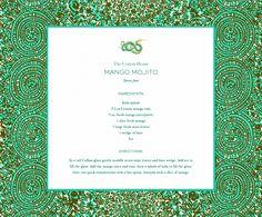 Mango Mojito ? yes please