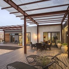 Pergola For Small Backyard Pergola Attached To House, Pergola With Roof, Outdoor Pergola, Pergola Lighting, Covered Pergola, Backyard Pergola, Pergola Shade, Patio Roof, Corner Pergola