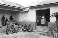 The Diversity Of Early African Architecture/Ruins Thread | History Forum African History, African Art, Traditional Homes, West Africa, Ghana, Diversity, Textile Art, Boards