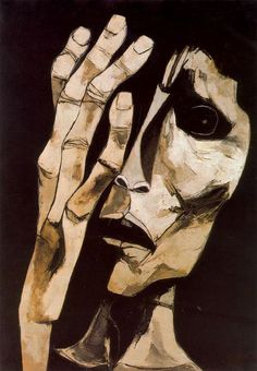 The Works of Oswaldo Guayasamin. Oswaldo Guayasamin selected works, art and famous paintings Art And Illustration, Modern Art, Contemporary Art, Figurative Kunst, Wow Art, Fine Art, Art Design, American Art, Art Inspo