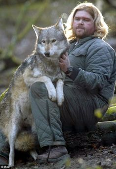 My life as a wolf, by British naturalist who dared to infiltrate a pack in the wilderness