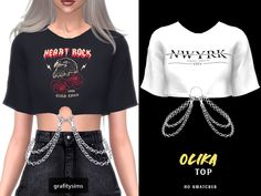 { grafity } — 🔥 Savage Collection Part 🔥 Includes 4 items:. Sims 4 Teen, Sims Four, Sims 4 Toddler, Sims Cc, Sims 4 Mods Clothes, Sims 4 Clothing, Cc Top, Sims 4 Anime, The Sims 4 Packs