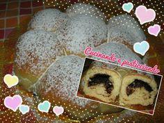 Cucinando e Pasticciando: Danubio alla nutella