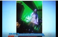 Galdino Saquarema Noticia: A cantora MC Pocahontas teve o show interrompido após disparos serem realizados durante uma apresentação em Minas Gerais.