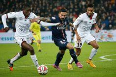 El domingo el PSG del ¨Pocho¨ Lavezzi obtuvo la sexta victoria consecutiva en el torneo. Le ganó 1-0 al Niza en la Ligue 1.