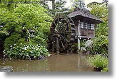 how great is this waterwheel house