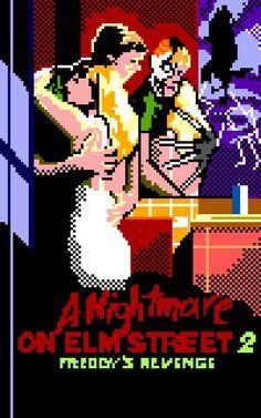 Nightmare On Elm Street, Freddy Krueger, Movies, Movie Posters, Film Poster, Films, Popcorn Posters, Film Books, Movie