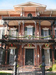 Galveston Victorian / Ashton Villa