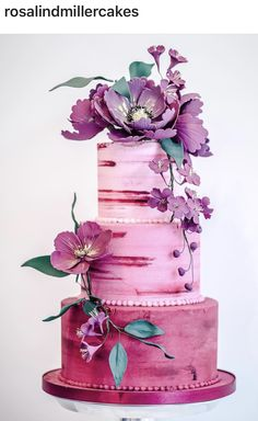 Early vibes with this marbled buttercream beauty Beautiful Wedding Cakes, Beautiful Cakes, Amazing Cakes, 38th Birthday, Birthday Cake, Cake Trends, Rustic Cake, Fashion Cakes, Piece Of Cakes