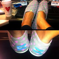 Toms- gotta love them One for One